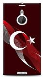 Nokia Lumia 1520 Bayrak Çizgiler Kılıf