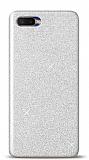 Oppo RX17 Neo Simli Silver Silikon Kılıf