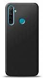 Realme 6i Siyah Mat Silikon Kılıf
