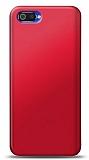 Realme C2 Kırmızı Mat Silikon Kılıf