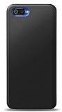 Realme C2 Siyah Mat Silikon Kılıf