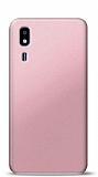 Samsung Galaxy A2 Core Rose Gold Mat Silikon Kılıf