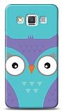 Samsung Galaxy A3 Big Face Owl Kılıf