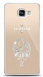 Samsung Galaxy A5 2016 Balerin Taşlı Kılıf