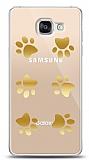 Samsung Galaxy A5 2016 Gold Patiler Kılıf