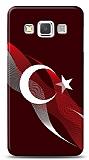 Samsung Galaxy A5 Bayrak Çizgiler Kılıf