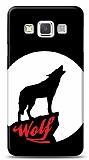 Samsung Galaxy A5 Black Wolf Kılıf