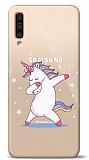 Samsung Galaxy A50 Dab Unicorn Kılıf