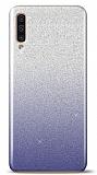 Samsung Galaxy A50 Simli Siyah Silikon Kılıf