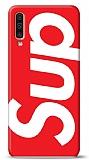 Samsung Galaxy A50 Supreme Kırmızı Kılıf