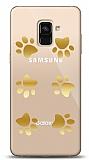 Samsung Galaxy A6 2018 Gold Patiler Kılıf