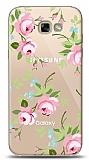 Samsung Galaxy A7 2017 Roses Resimli Kılıf