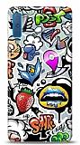 Samsung Galaxy A7 2018 Grafitti 3 Kılıf
