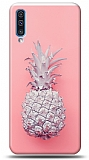 Samsung Galaxy A70 Pink Ananas Kılıf