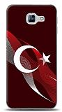 Samsung Galaxy A8 2016 Bayrak Çizgiler Kılıf