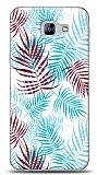 Samsung Galaxy A8 2016 Red Tropical Kılıf