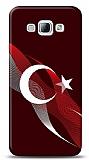 Samsung Galaxy A8 Bayrak Çizgiler Kılıf