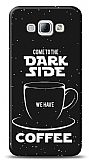 Samsung Galaxy A8 Dark Side Coffee Kılıf