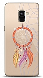 Samsung Galaxy A8 Plus 2018 Dream Catcher Resimli Kılıf