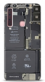 Samsung Galaxy A9 2018 Devre Resimli Kılıf