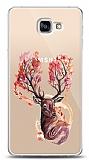 Samsung Galaxy A9 Autumn Deer Kılıf