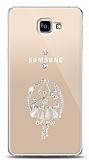 Samsung Galaxy A9 Balerin Taşlı Kılıf
