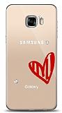 Samsung Galaxy C5 Pro 3 Taş Love Kılıf
