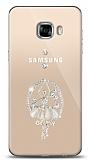 Samsung Galaxy C5 Pro Balerin Taşlı Kılıf