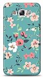Samsung Galaxy E5 Çiçek Desenli 1 Kılıf