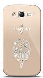 Samsung Galaxy Grand / Grand Neo Balerin Taşlı Kılıf