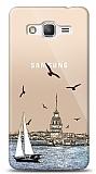 Samsung Galaxy Grand Prime / Plus Istanbul View Resimli Kılıf