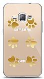 Samsung Galaxy J1 2016 Gold Patiler Kılıf