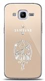 Samsung Galaxy J2 2016 Balerin Taşlı Kılıf