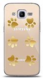 Samsung Galaxy J2 2016 Gold Patiler Kılıf