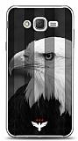 Samsung Galaxy J2 3 Yıldız Kartal Kılıf