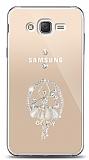 Samsung Galaxy J2 Balerin Taşlı Kılıf