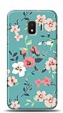 Samsung Galaxy J2 Core J260F Çiçek Desenli 1 Kılıf