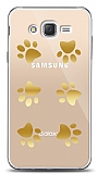 Samsung Galaxy J2 Gold Patiler Kılıf