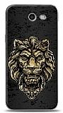 Samsung Galaxy J3 2017 Gold Lion Kılıf