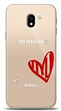 Samsung Galaxy J3 Pro 2017 3 Taş Love Kılıf