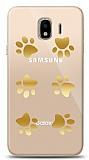 Samsung Galaxy J4 Gold Patiler Kılıf