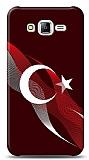 Samsung Galaxy J5 Bayrak Çizgiler Kılıf