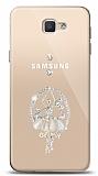 Samsung Galaxy J5 Prime Balerin Taşlı Kılıf