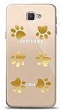Samsung Galaxy J5 Prime Gold Patiler Kılıf