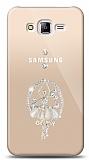 Samsung Galaxy J7 / Galaxy J7 Core Balerin Taşlı Kılıf