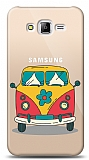 Samsung Galaxy J7 / Galaxy J7 Core Retro Minibus Resimli Kılıf