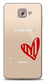 Samsung Galaxy J7 Max 3 Taş Love Kılıf