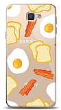 Samsung Galaxy J7 Prime / J7 Prime 2 Breakfast Resimli Kılıf
