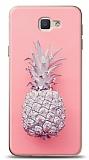 Samsung Galaxy J7 Prime / J7 Prime 2 Pink Ananas Kılıf