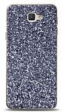 Samsung Galaxy J7 Prime / J7 Prime 2 Pullu Gri Silikon Kılıf